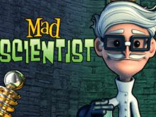 Mad Scientist играть на деньги в казино Эльдорадо