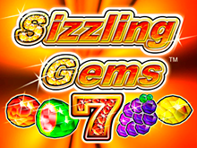 Sizzling Gems Слот