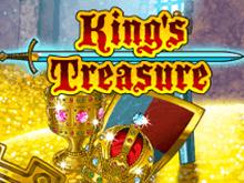 King's Treasure играть на деньги в казино Эльдорадо