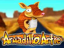 Armadillo Artie играть на деньги в казино Эльдорадо