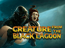 Игровой автомат Creature From The Black Lagoon онлайн