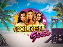 Виртуальный онлайн автомат Золотые Девушки – играть на деньги