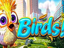 Виртуальный аппарат Птички – играть онлайн на деньги